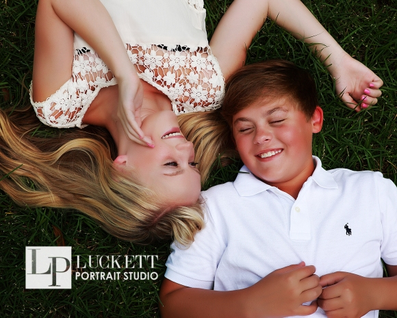 Family and Children Portraits Baton Rouge Luckett Studios