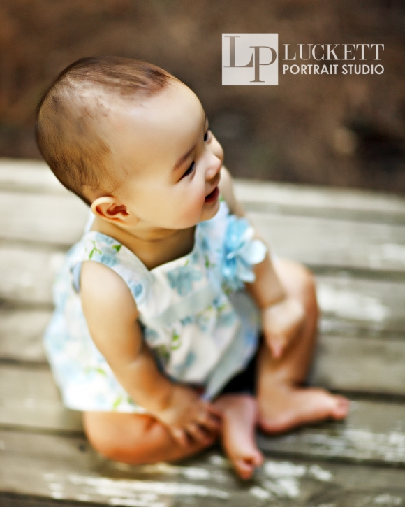 Newborn Portrait Baton Rouge Luckett Studio