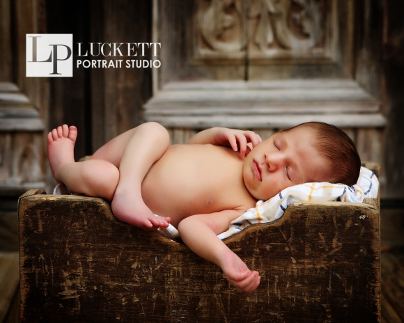Baton Rouge Newborn Luckett Studios