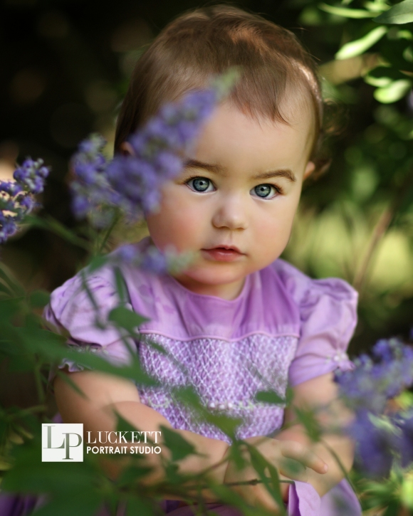 Children's Portraits Baton Rouge Luckett Studios