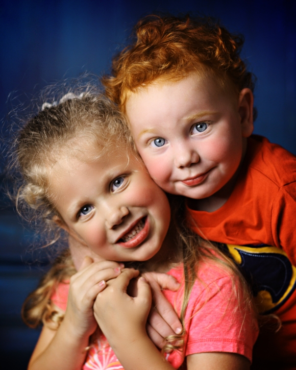 Baton Rouge Luckett Studio Children Portraits 2013