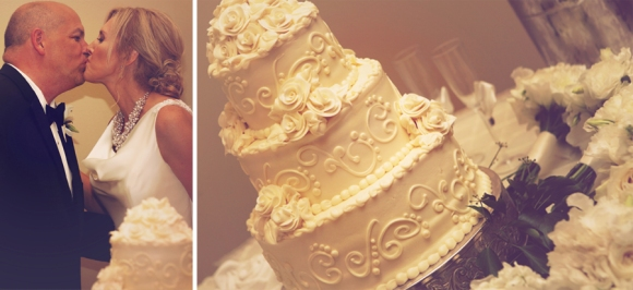 kiss by cake